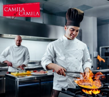 Uniforme ideal para chef